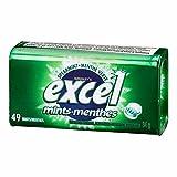 Excel Mints Sugar-Free Spearmint (49 Piece) (Pack of 3)