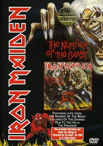 Iron Maiden - Classic Albums: Number of the Beast Tim Kirby Universal Music Canada Pop Rock