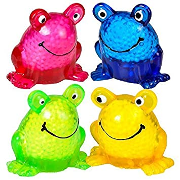 12 25 sticky squeeze frogs - Images Of Frogs