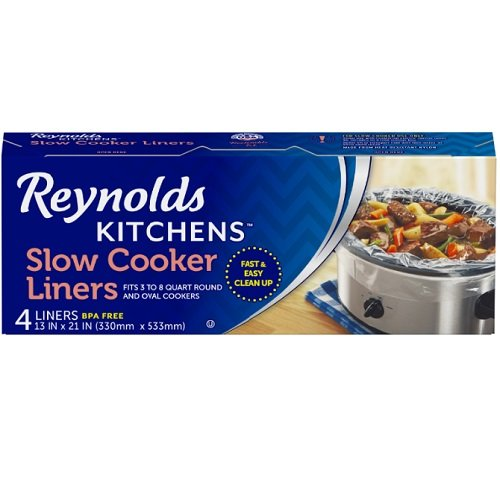 Reynolds Kitchens Cooker Liners Count