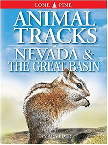 Book Animal Tracks of Nevada and the Great Basin (Animal Tracks Guides)