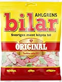 Ahlgrens Bilar - Soft Chewy Marshmallow Cars 125g - Pack of 2