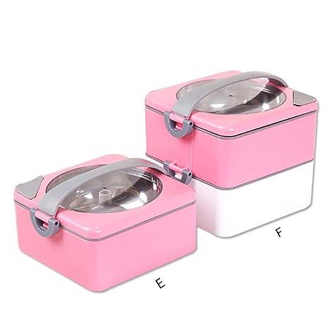 AYEN Aislado Lunch Box, Acero Inoxidable - Japonés Lunch Box ...