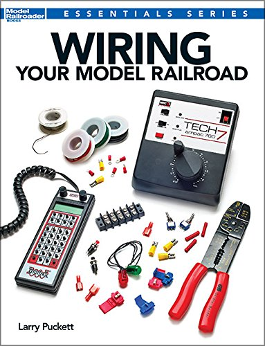 Model Railroad Hobby - Wiring Your Model Railroad (Essentials)