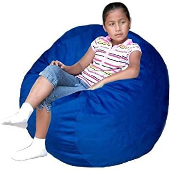 Amazon Com Cozy Sack 2 Feet Kids Foam Bean Bag Chair