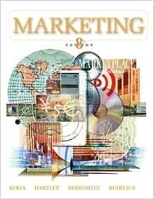 Marketing by roger kerin