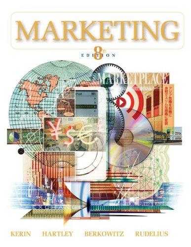 Marketing w/ PowerWeb (MCGRAW HILL/IRWIN SERIES IN MARKETING)