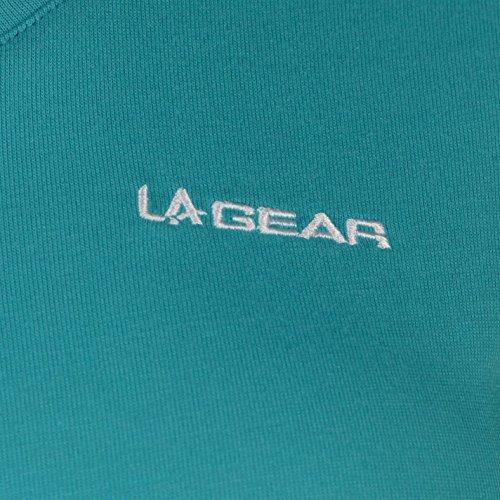 Gear Gear A a V LA XXXL L Donna Scollo Petrolio con Maglietta t1pqnwx