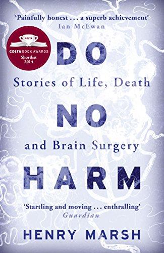 """""""Do No Harm"""" av Henry Marsh"""
