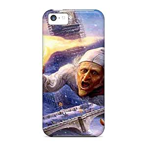 New Disney Christmas Carol Pictures Tpu Case Cover, Anti-scratch USpZd12680ZsIxG Phone Case For Iphone 5c