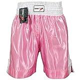 TurnerMAX Boxing Shorts Pink MMA