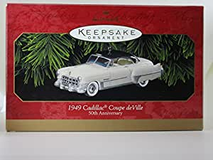 cad kitchen design hallmark keepsake ornament 1949 cadillac 1949