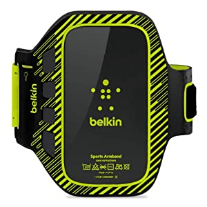 Belkin Easefit Armband for Samsung Galaxy S3 - 1 Pack - Retail Packaging