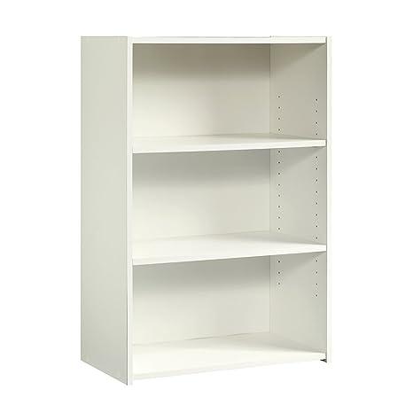 kitchen com bookcases shelf dp ameriwood bookcase stipple white amazon dining