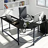 Tribesigns Modern L-Shaped Desk Deal (Small Image)