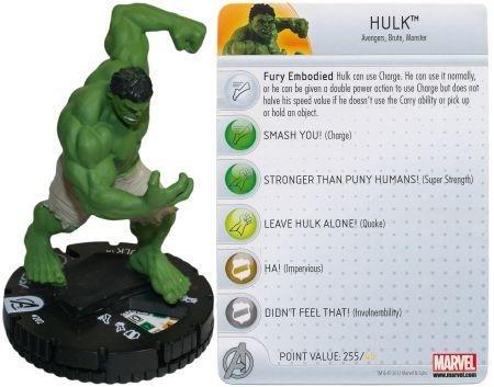 Marvel Avengers Movie: Hulk (Heroclix Hulk)