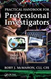 img - for Practical Handbook for Professional Investigators, Third Edition book / textbook / text book