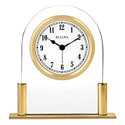 Bulova Colburn Table Clock