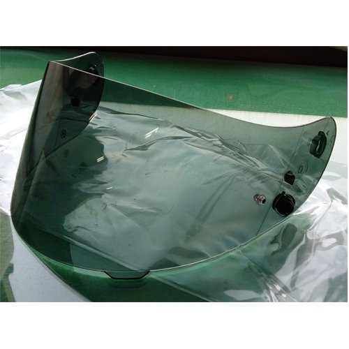 HJC Helmet HJ-09 Shield / Visor Gold,Silver,Blue,Smoke,Clear,for for sale  Delivered anywhere in Canada