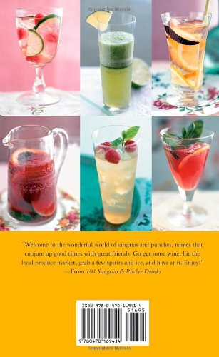 Welcome to the wonderful world of sangrias and punches! - Kim Haasarud