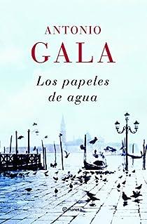 Los papeles de agua par Gala