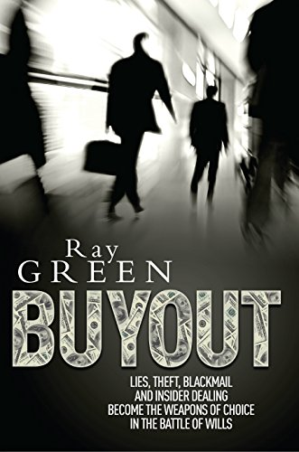 Book cover image for Buyout (Roy Groves Thriller Series Book 1)