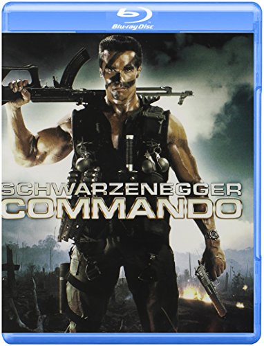 Blu-ray : Commando (Dubbed, , Digital Theater System, Dolby, AC-3)