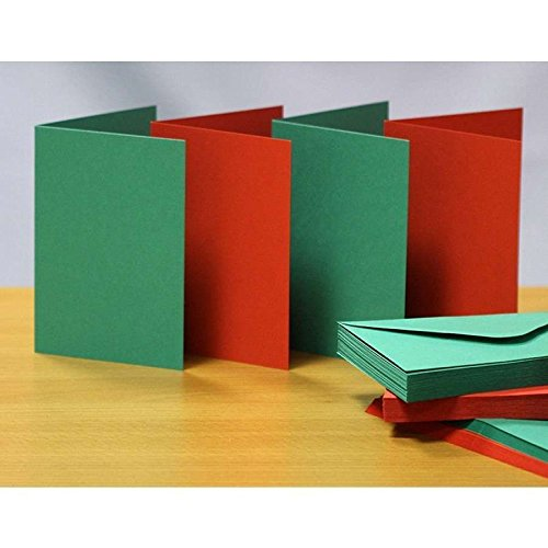 Baker ross plain black greeting cards with envelopes to design make blank greeting 20 cards 20 envelopes craft uk c6 red green christmas colours m4hsunfo