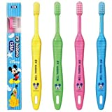 Lion EX kodomo Disney Toothbrush 13 (babies・0~6 years old) 4 count M
