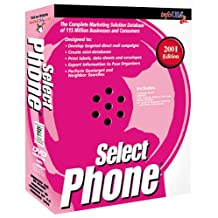 Select Phone 2001 Edition