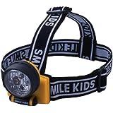 スマイルキッズ(SMILE KIDS) 3LEDヘッドランプ ACA-4302