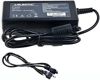 AC Adapter For Sceptre AY036A-A120US AY036AA120US Insignia Power Supply Charger