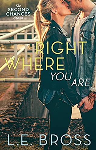 book cover of Right Where You Are