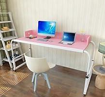 Mesa móvil para la cama de Ybaymy, ajustable, 1,2 m, mueble con ...
