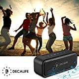 DECALIFE ST-2 Ultra IPX7 Waterproof Bluetooth