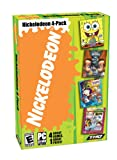 Nickelodeon 4-Pack Collection: Spongebob Squarepants Operation Krabby Patty / Rugrats All Growed-up / Wild Thornberrys Rambler / Jimmy Neutron Boy Genius vs Jimmy Negatron