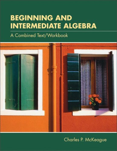 Download Beginning and Intermediate Algebra ebook