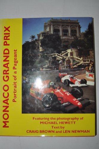 Racing Prix Grand Monaco - Monaco Grand Prix (Motor sport)