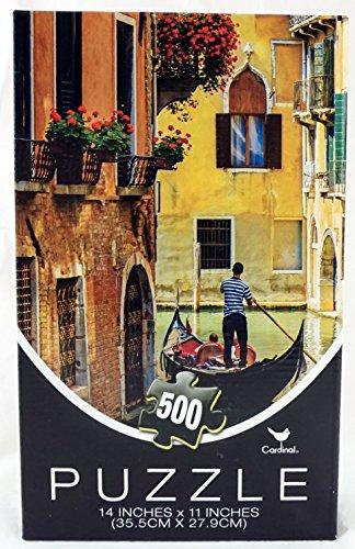 New Venice Jigsaw Puzzle Impressionist