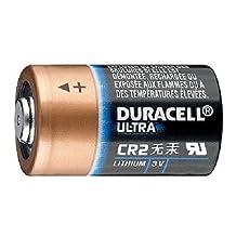 Duracell Ultra CR2 3 Volt Lithium Battery