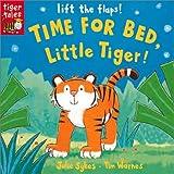 Time for Bed, Little Tiger, Julie Sykes, 1589256549