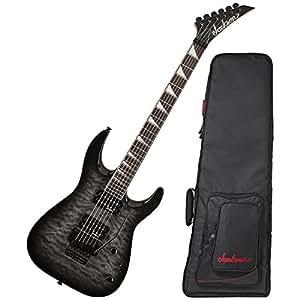jackson js32q dinky dka rw fb qm tbk electric guitar w gig bag musical instruments. Black Bedroom Furniture Sets. Home Design Ideas