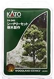 KATO(カトー) KATO(カトー)・WOODLAND SCENICS(ウッドランド・シーニックス) シーナリーセット 樹木製作