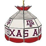 NCAA Texas A&M University Tiffany Gameroom Lamp, 16''
