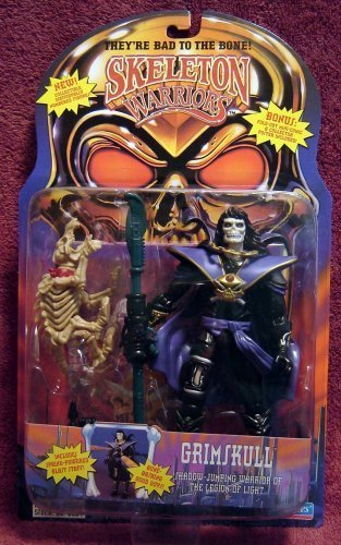 Grimskull - Skeleton Warriors Action Figure ()
