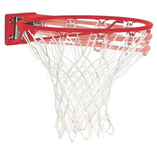 Spalding 7800 Slam Jam Basketball Rim (Red) (Breakaway Basketball)