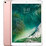 Apple iPad Pro 10.5-Inch 64GB Rose Gold (WiFi Only, Mid 2017) MQDY2LL/A