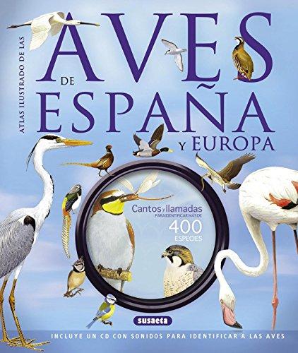 Descargar Libro Atlas Ilustrado De Las Aves De España Y Europa Con Cd Paul Sterry