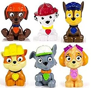Paw Patrol Figure Set 6 Piece by Spin Master