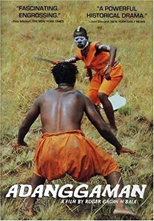 Adanggaman is one of the best African movies of all time.
